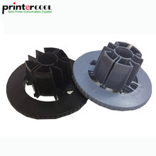 купить 1set CAP Spindle Hub Blue and Black for HP DesignJet 500 800 1050 1055 100 130 plotter parts C7769-40169 по цене 795.9 рублей
