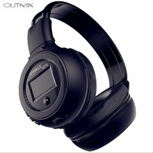 OUTMIX B570 Active Noise Cancelling HiFi Stereo Bluetooth Headphone Wireless Headset With Microphone FM Radio Micro SD Card Play