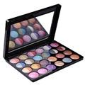 Mezclar Colores Baked Sombra de Ojos Maquillaje Profesional Sombra de Ojos Shimmer Colorete Corrector Paleta de Maquillaje de Belleza/Kits Cosméticos