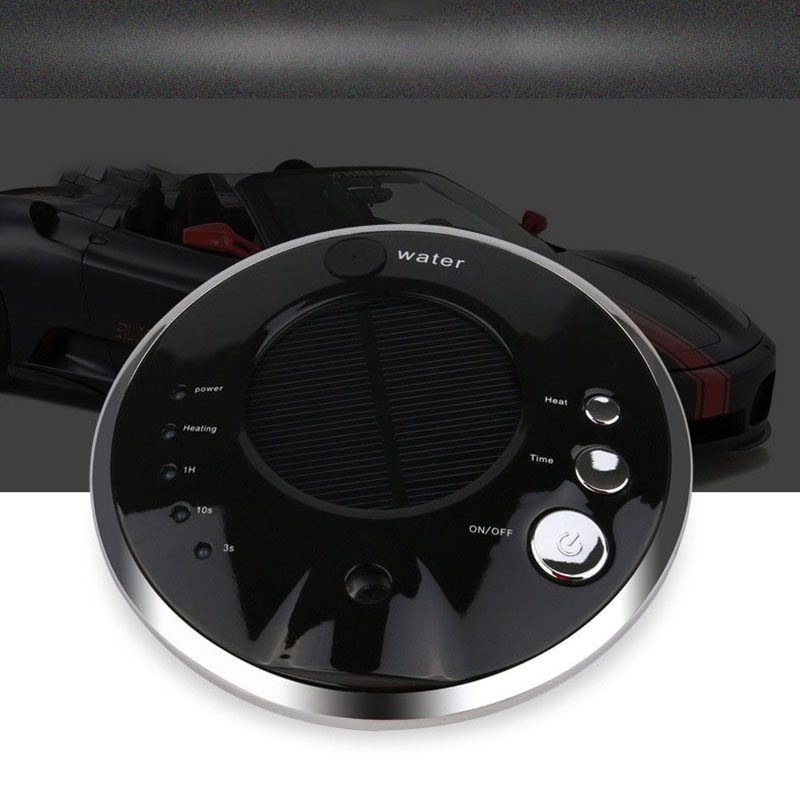 2018 Hot Mini Car Air purifier Negative solor ions Car air purifier humidifier aroma diffuser Car Oxygen Bar Purification clb 4500 high quality plastic filter pump fish pond circulating water pump 220v electric submersible pump