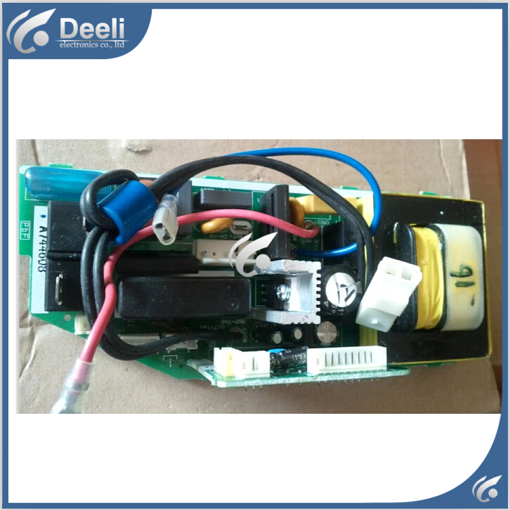 95% new good working for air conditioning Computer board A744608 control board on sale