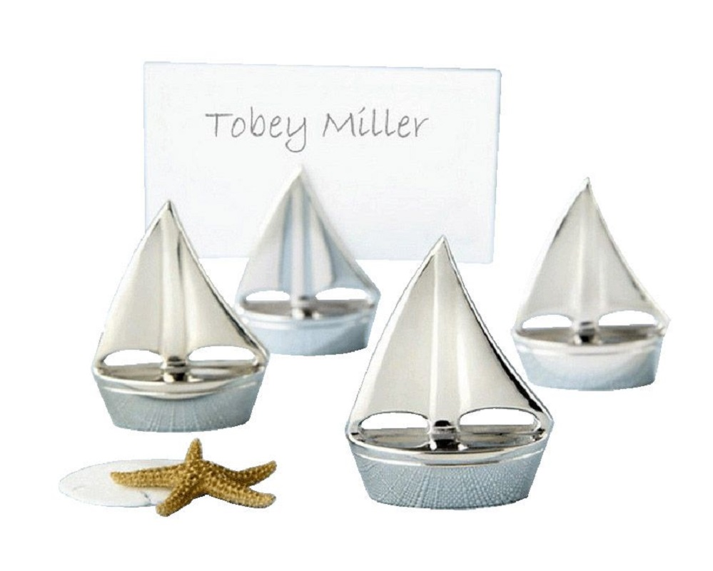 20pcs Sailing Name Number Menu Table Place Card Holder Clip Wedding Party Decorate Reception Favor