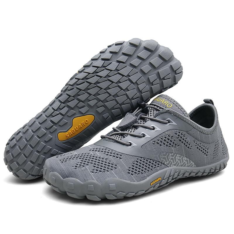 Summer Barefoot Shoes Men Aqua Shoes