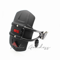 Free Shipping Aluminum Motorcycle Accessories rear fender bracket motorbike mudguard For dukadi SCRAMBLER 400 800