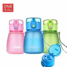 GuangYi 300ml BPA free Water Bottle Unbreakable Plastic My Water Bottles Drinkware Portable Sport Bike Durable Bottle