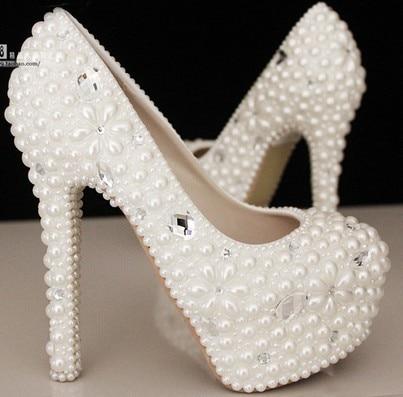 white princess shoes