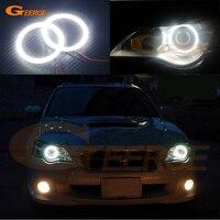 For Subaru Legacy 2007 2008 2009 Excellent Led Angel Eyes Ultra Bright Illumination Smd Led Angel
