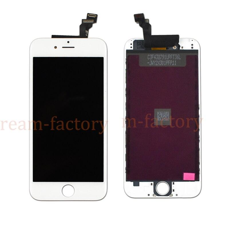 10 stücke Qualität LCD Touch Screen für iPhone 6 4,7 zoll Display Digitizer Montage Keine Tote Pixel Freies DHL-in Handy-LCDs aus Handys & Telekommunikation bei AliExpress - 11.11_Doppel-11Tag der Singles 1