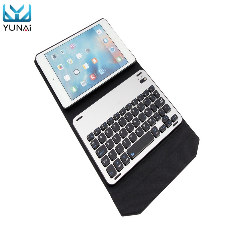 YUNAI Separate Keyboard For iPad mini 4 New For iPad mini 4 Case Leather Cover Folding Foilo For iPad mini 4 Keyboard Cover Case laptop keyboard for hp for envy 4 1014tu 4 1014tx 4 1015tu 4 1015tx 4 1018tu backlit northwest africa 692759 fp1 mp 11m6j698w