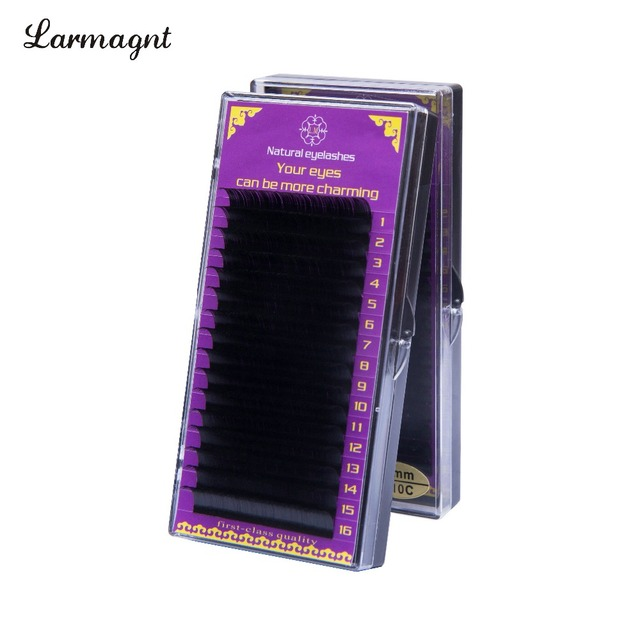 High quality 1 box curl BCD mink eyelash extension,individual eyelashes,natural eyelashes,fake false eyelashes
