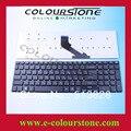 NV55 RU teclado Do Portátil para Packard Bell Easynote TV11, TS11, LV11, LS11, P7YS0, P5WS0 RU Preto teclado do laptop