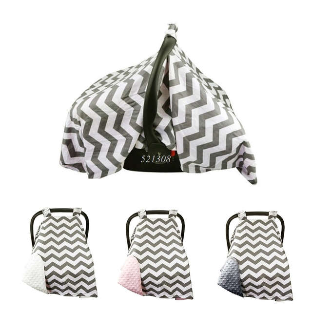 Baby Car Seat Canopy Cover Infant Children Carseat Canopies Blanket