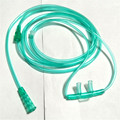 50pcs/set Nasal Oxygen Cannula 156mm Disposable soft Double Nasal Straw Type Home Oxygen Suction Tube for Yuwell Inhaler Machine