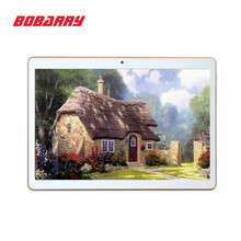 BOBARRY Tablet PC 10 inch  Octa Cores MTK6592 1280X800 ram 4GB ROM 64GB 5.0MP 3G phone call dual sim card Tablets PCS Android5.1