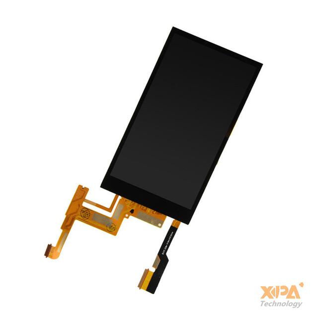 100% testado display lcd para htc m8 tela de lcd com tela de toque digitador assembléia