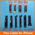 Сенсорный ЖК-Экран Digitizer Объектива Flex Extened Тестер Кабель Для iPhone 4/4S 5 5S 5c 6 6 s + 7 7 + Инструмент Для Ремонта Машины