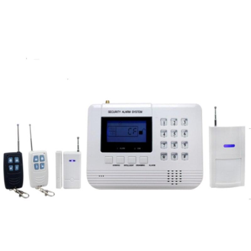99 zona de defensa inalámbrica doble banda GSM + PSTN sistema de alarma antirrobo
