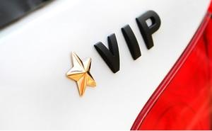 Image 5 - Car Styling Number Sticker Rear Trunk Letter Badge Metal Emblem for Renault Nissan Mercedes Benz Chervolet Volvo Volkswagen