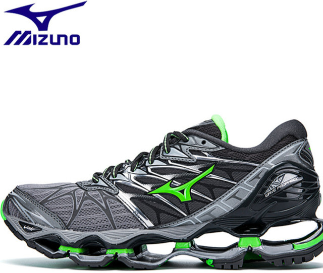63c2d239cae MIZUNO WAVE Prophecy 7 professional Men Shoes Outdoor sneakers Breathable  Mesh Weightlifting Shoes NO.3