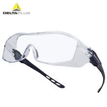 215d1878e2 Deltaplus gafas transparente resistente a los arañazos protector a prueba  de polvo a prueba de viento laboratorio Anti-impacto l.
