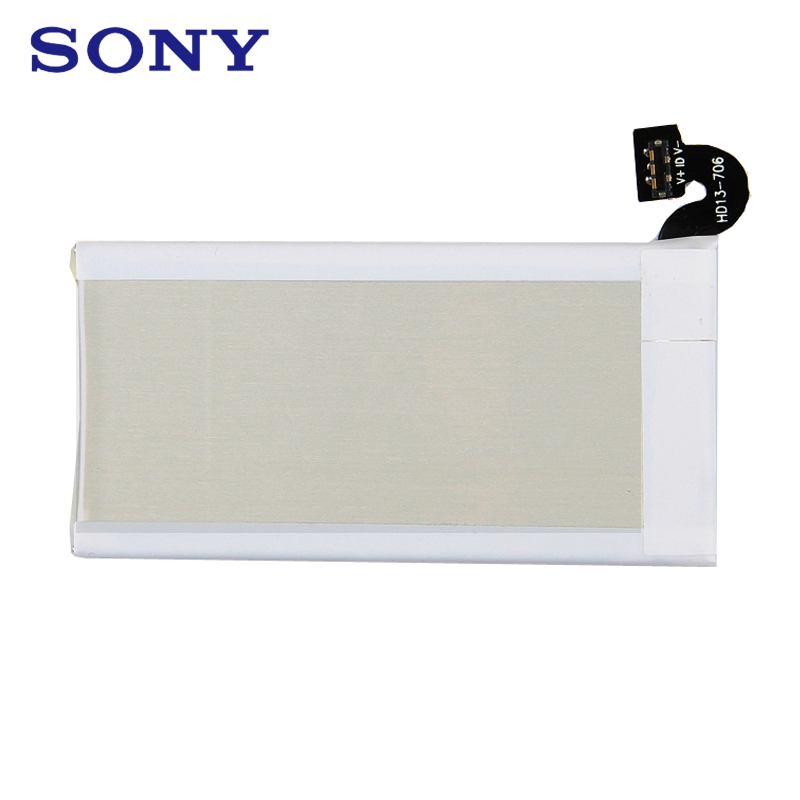Original Replacement Sony Battery For SONY MT27 MT27i Xperia sola Pepper Authentic Phone Battery 1265mAh in Mobile Phone Batteries from Cellphones Telecommunications