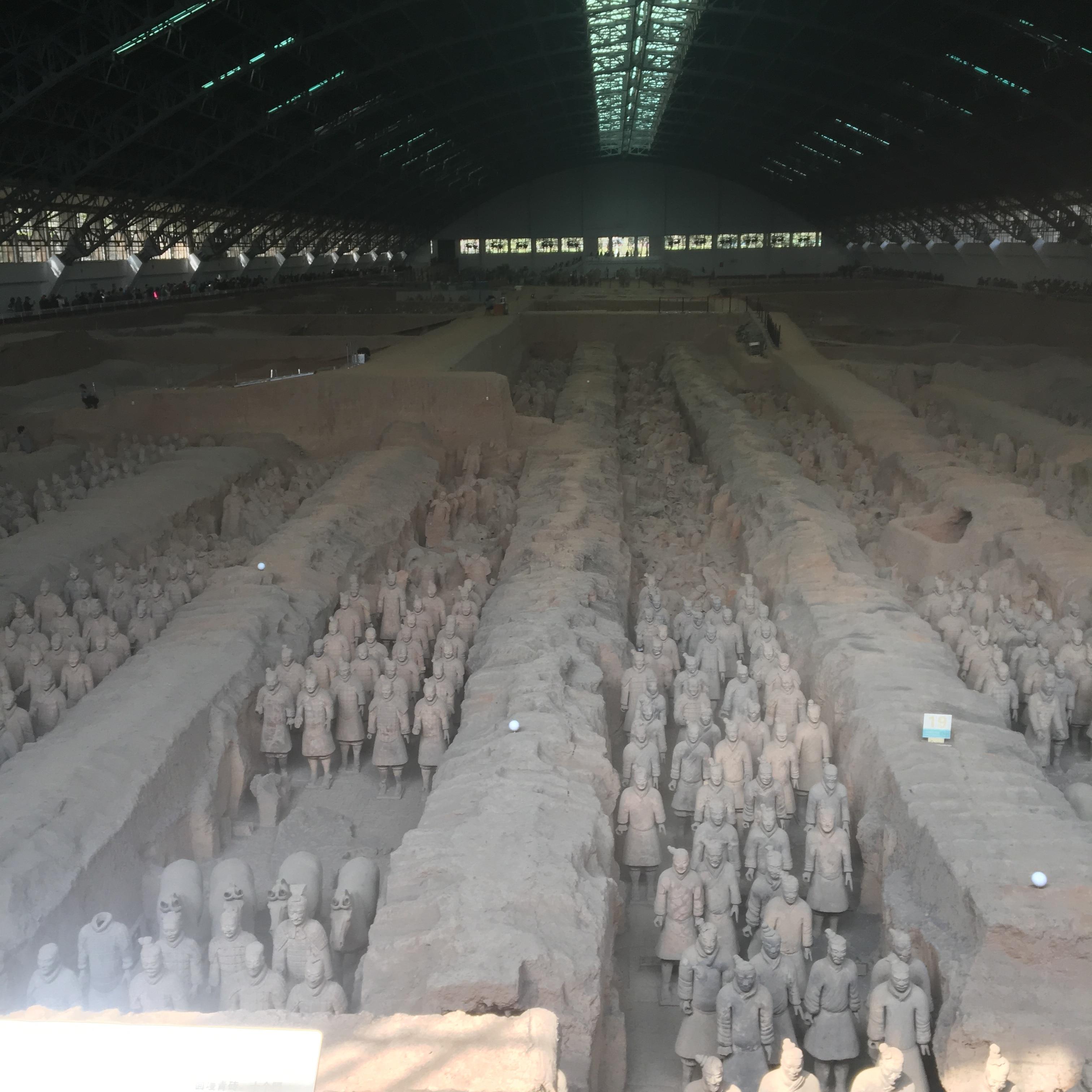 秦始皇陵博物馆