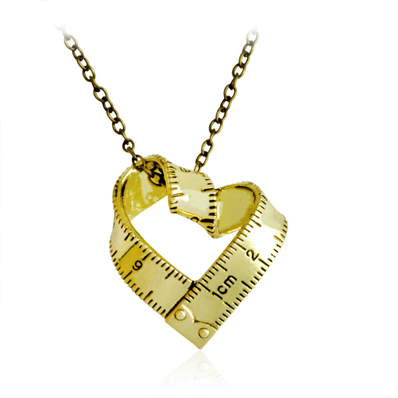 com necklace locket fashion gold jewelry pendant shaped heart amazon dp women plated photo