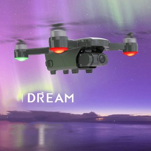 Image 3 - Drone HD aerial photography 1080p professional drone GPS drone two axis mechanical damping PTZ four axis aircraft fpv drone
