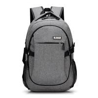 Fashion Anti Theft Backpack Large Urban Waterproof Student Laptop Backpack Anti Theft Usb Charging Travel Antitheft Backpack