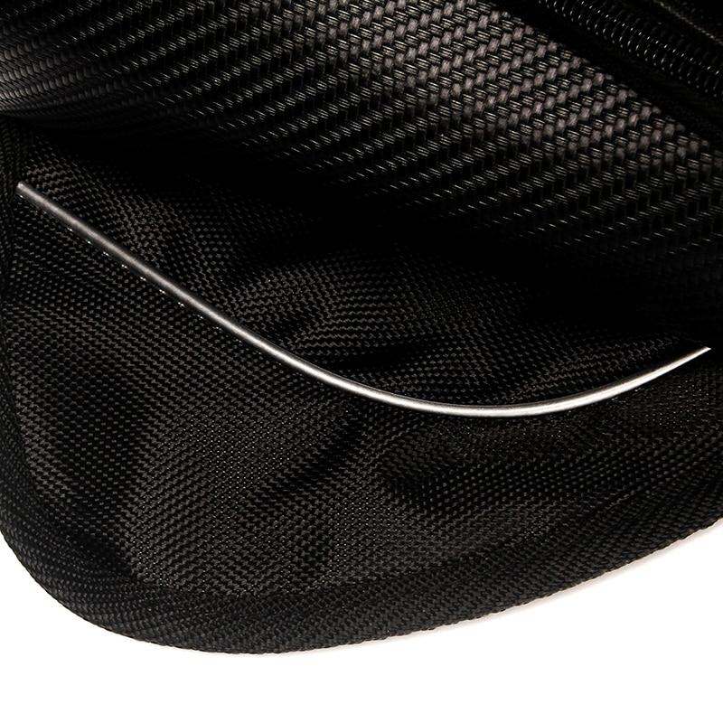 Triclicks Motocicleta magnética Moto Bolsa del tanque Negro - Accesorios y repuestos para motocicletas - foto 5