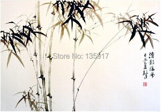 Moderne chinois murale papier peint rouleau mosaïque de photos et ...