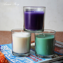 Aroma Story Home Decoration Soy Wax Candle Colorful Candles For Birthday Wedding Decoration Scented Candles Free Shipping