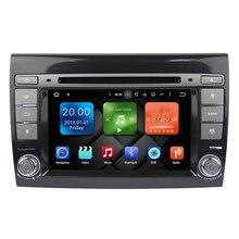 Android 8.0 Octa Core 4g RAM 32g ROM GPS Navigation Stéréo 7 «Lecteur DVD de Voiture pour Fiat bravo avec Radio/Bluetooth/RDS
