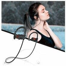 Akaso A1 IPX6 Водонепроницаемый Sweatproof Беспроводной bluetooth наушники в ухо Спорт стерео гарнитура с микрофоном для телефона компьютер