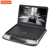 Zeepin 11.6 Inch 1080P OS 1165M Roof Mount Car Multimedia Player USB IR FM Transmitter Built in Double Dome LED Lights