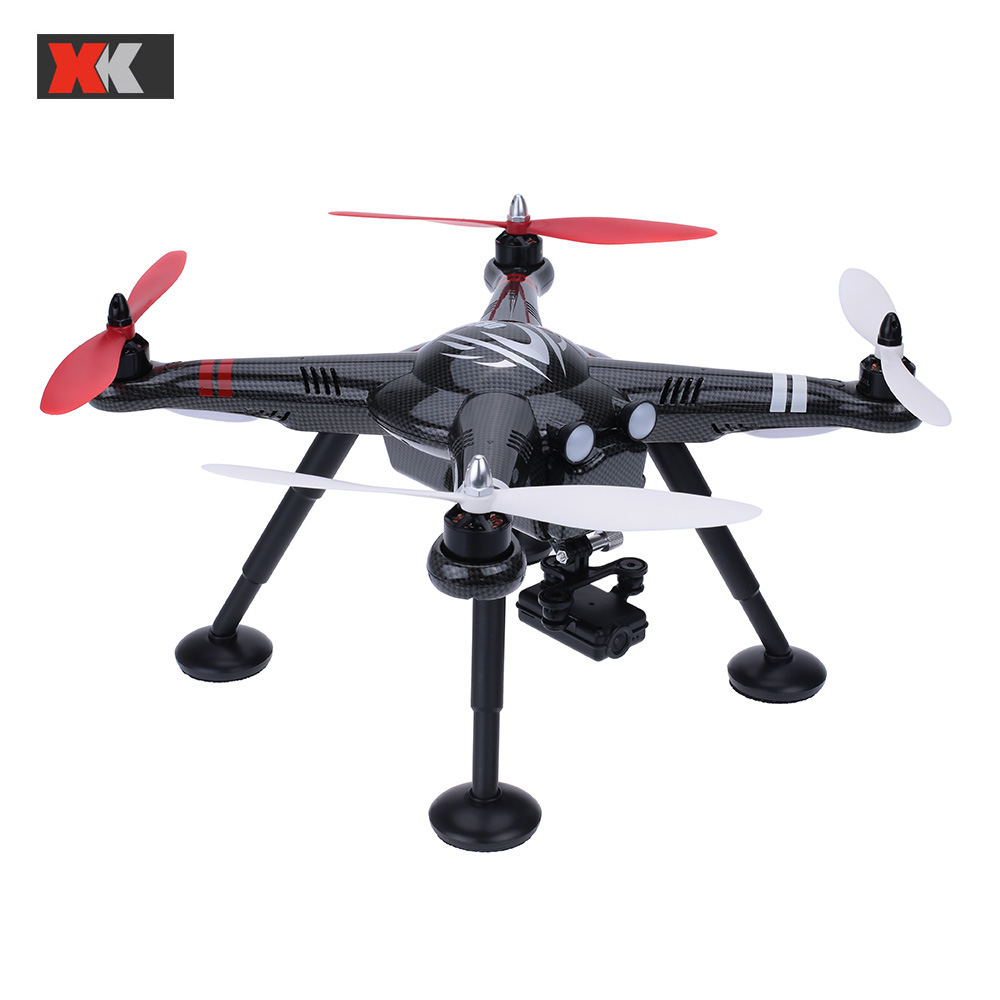 Original XK X380-B GPS Gimbal 2.4G Drone 1080P HD Camera 6 Axis Gyro RC Quadcopter RTF with Headless mode 30 mins Flying Time yuneec typhoon h 5 8g fpv drone with realsense module cgo3 4k camera 3 axis gimbal 7 inch touchscreen rc hexacopter rtf