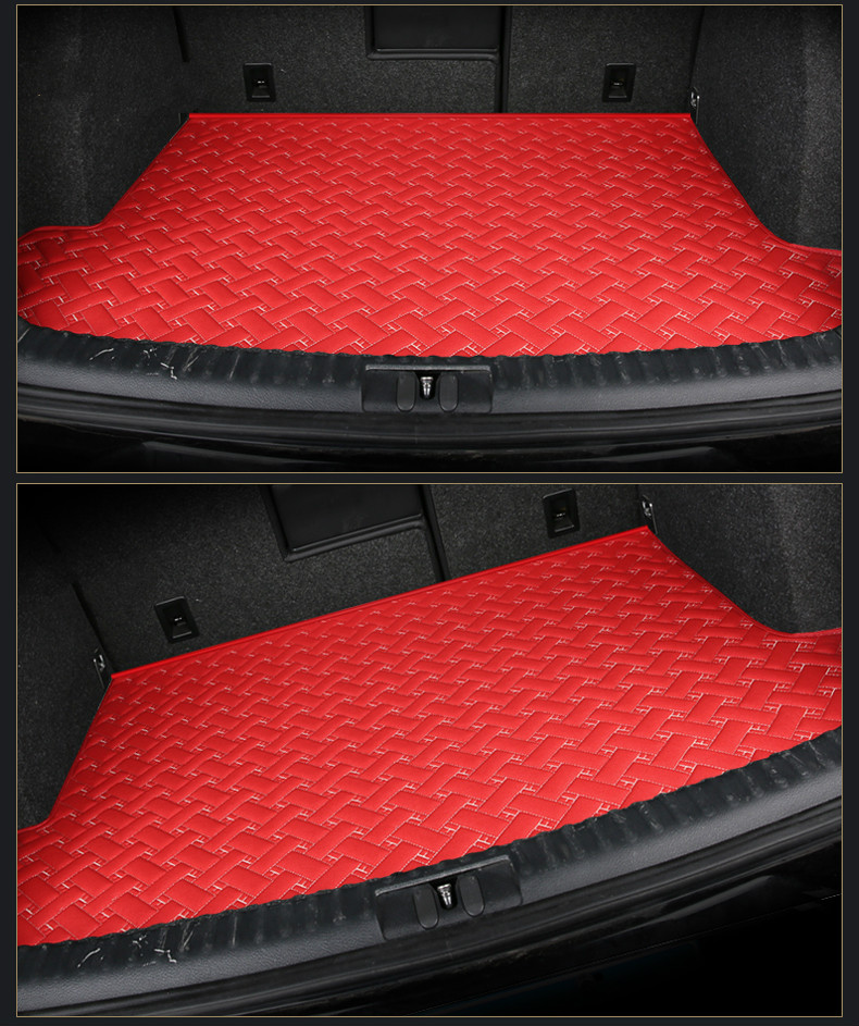 Custom special car trunk mats for LEXUS LX470 LX570 RX350 RX330 RX300 RX400H RX450H waterproof durable cargo rugs carpets 6x car snow tire anti skid chains for lexus rx nx gs ct200h gs300 rx350 rx300 for alfa romeo 159 147 156 166 gt mito accessories