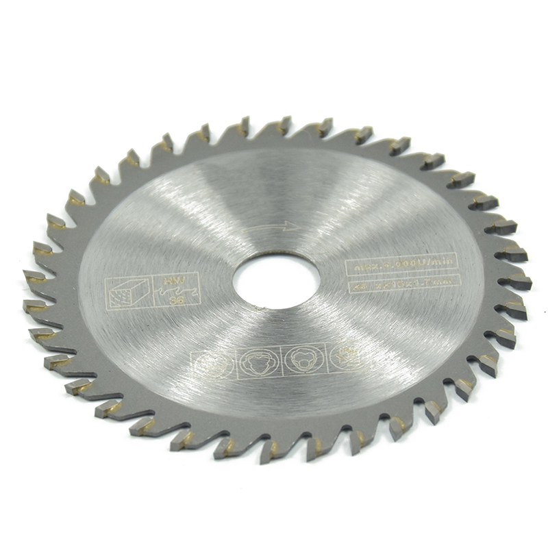 Image 2 - 1 Uds diámetro exterior 85 mm alta calidad Mini sierra circular hoja de corte de maderamini circular saw bladescircular bladecircular saw blade -