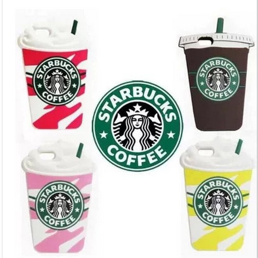 coque iphone 4 starbucks silicone