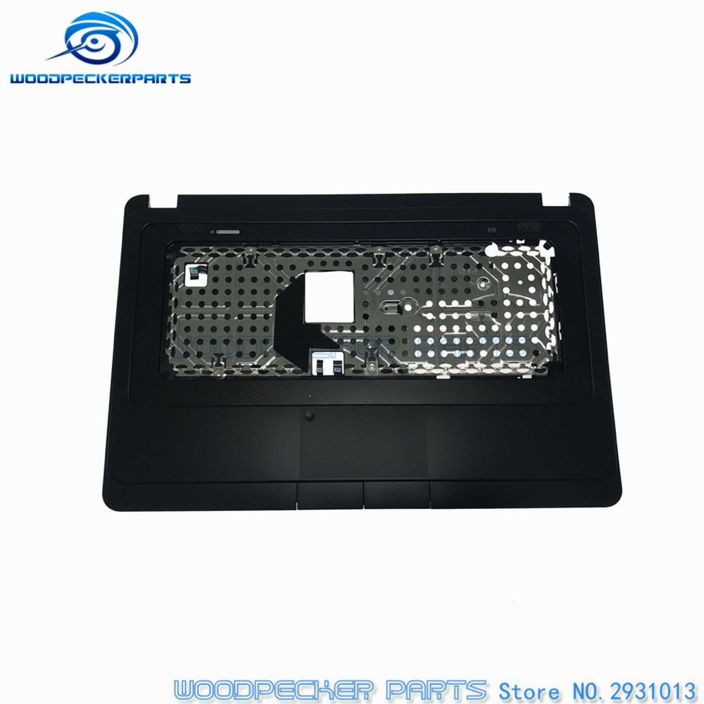 Original NEW Laptop Palmrest TOP Cover For HP 630 635 CQ57 Palmrest & Touchpad C Shell 646136-001 laptop palmrest for acer as5940 5940g 5942 5942g 60 pfq02 001 ap09z000400