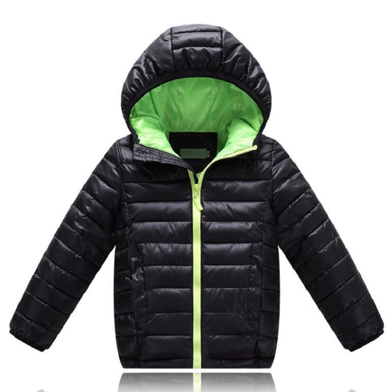 4-12Yrs Baby Boys Winter Jacket&Coat,Baby Boys Cotton Fashion Winter Jacket&Outwear,Kids Warm Cotton Padded Coat,Boys Coat