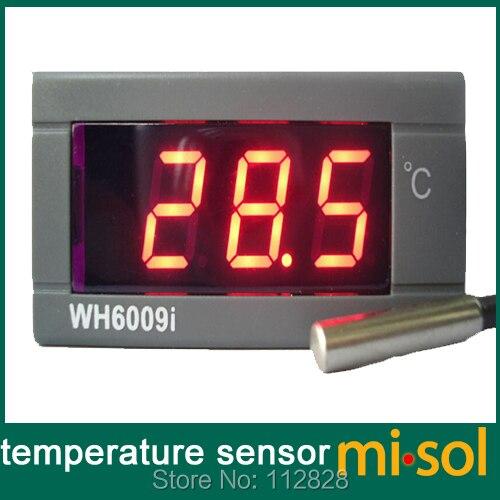 все цены на 10 pcs/lot Temperature sensor Digital Thermometer with probe NTC10K онлайн