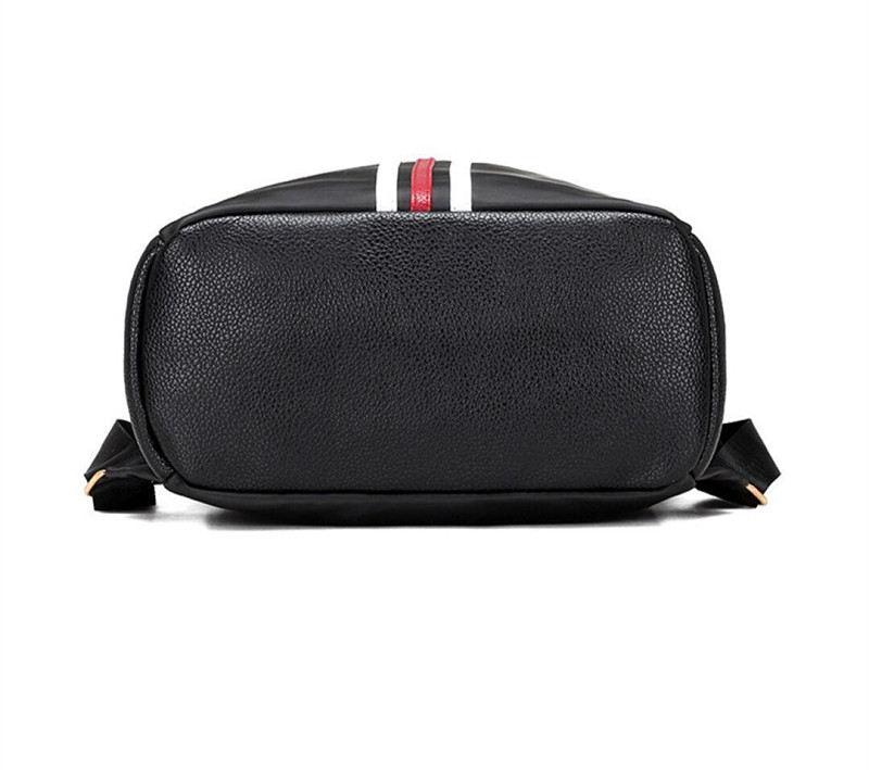 110baile li 33 colours mini shoulder bag female tide casual PU small backpack fashion woven student