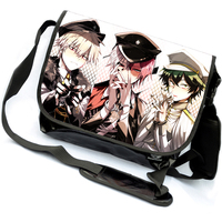 Anime Boku No Hero Academia Cosplay Sling Pack My Hero Academia Messenger Bag Schoolbag Shoulder Crossbody Bags Satchels