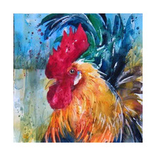 Diy 5d diamond painting oil cock embroidery living room bedroom cross stitch household items decoration RL04