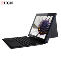 FUGN 10 1 Inch Tablet PC Windows 10 Quad Core Dual 2 In 1 Android 5