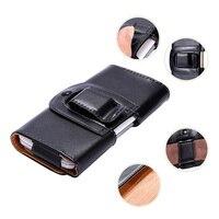 5 5 5 7 Inch Universal Belt Clip Holster Flip Leather Case Cover For Lenovo K8