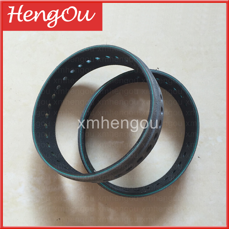 8 pieces China post free shipping Hengoucn suction belt for SM74 PM74 offset press parts deceleration