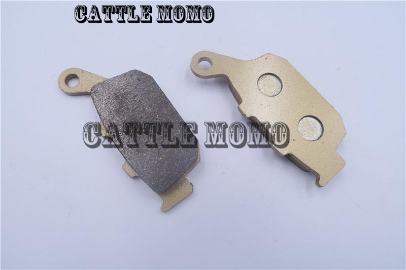 Motorcykelbromsbelägg för YAMAHA XJ6-N XJ6-S XJ6-F 2010 2011 2012 - Motorcykel tillbehör och delar - Foto 4