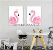 Diamond Mosaic Full Home Decoration Embroidery Crafts 5D DIY Painting Cross Stitch Pink Flamingo Needlework